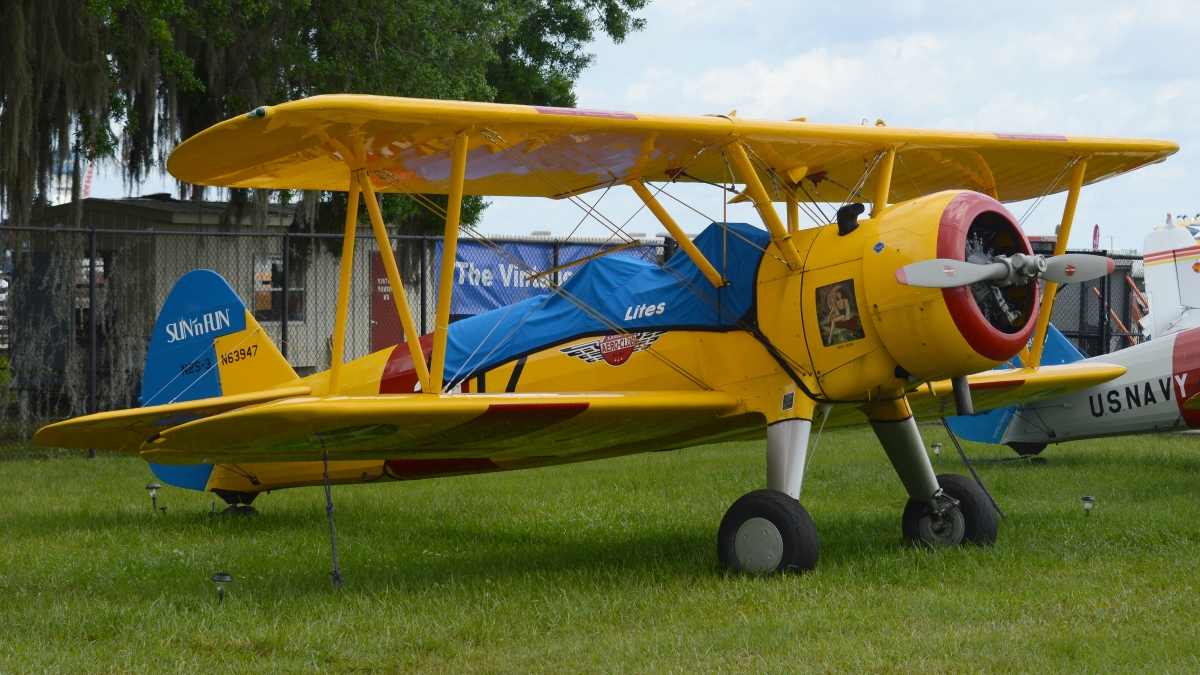 Rod's Aviation Photos: Sun 'n Fun Fly-In, Lakeland Linder